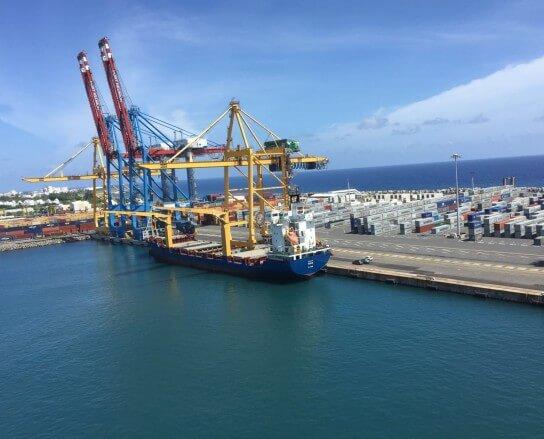 Handling - GMC - Shipping Agency